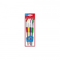 Faber Castell FCC181600 Grip Paint Brush (Pack of 4)