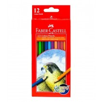 Faber Castell FCI114416 Water Color Pencil, Assorted (Pack of 12)