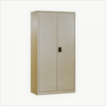 REXEL FULL HEIGHT CUPBOARD SWING DOOR WITH 3 ADJUSTABLE SHELVES, RXL101SW (BEIGE)