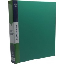 FIS FSDAA4100 Display Book, 100 Pockets - Soft Cover