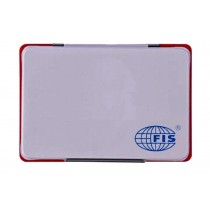 FIS Stamp Pad 14.5 x 10 cm, Red