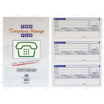 FIS The Telephone Message Pad for 150 messages in duplicate