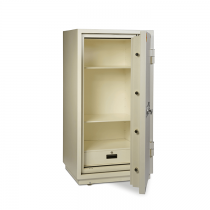 Valberg FRS-133 KL Fire Resistant Safe  2 Key Locks  Green