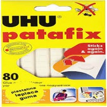 UHU WHITE REMOVABLE PADS AN 39125