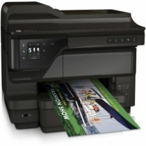 HP Officejet 7612 Wide Format e-All-in-One Ink Printer, Black
