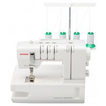 Janome 2000CPX Cover Pro - Industrial Style Cover Hem and Serger Machine Especially for T-Shirts