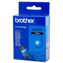 Brother LC47 Cyan Ink Cartridge (LC47CY)