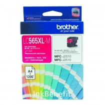 Brother LC565XL Super High Yield Magenta Ink Cartridge