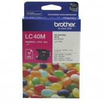 Brother LC40 Magenta Ink Cartridge (LC40M)