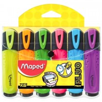 Maped Fluo Peps Classic Highlighter