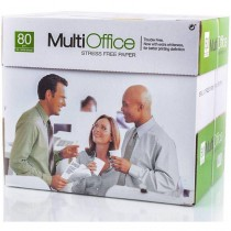 MultiOffice Photocopy Paper A4 80gsm (box/5reams)