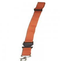 CFM N20DV Name Badge Lanyard  Orange
