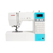 JANOME DKS100 Computerized Sewing & Quilting Machine (Heavy Duty)