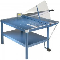Dahle 585 Professional Workshop Guillotine, A1- Cutting length 1110mm/cutting capacity 4mm
