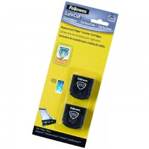 Fellowes Safecut Replacement Blades - Straight (Pack of 2)