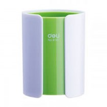 Deli 9141 Pen Holder  Assorted Color
