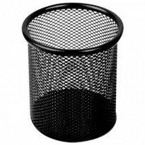 Deli 9172 Mesh Pen Holder  Black