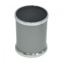 FIS FSPH811GY Pen Holder - Round  Grey