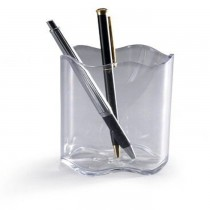 Durable Pen Holder TREND  Transparent