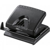 Deli 0107 Two Hole Punch, 25 sheets