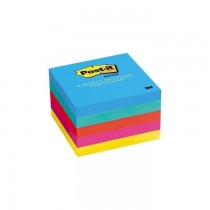 3M Post-It Notes Ultra Colors 654-5UC 5pads/pack