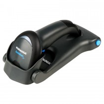 Datalogic QW2120 - Quickscan Lite Imager USB Kit, Linear 1D Imager with the Remote Management. Includes USB straight cable and stand. Color: Black.