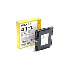 Ricoh SG-2100 GC41 Yellow Ink Cartridge