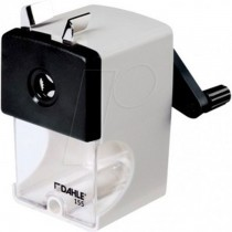 Dahle 00155-20094 Pencil Sharpener, Black/White