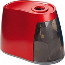 Dahle 00240-02032 Electric Sharpener, Red