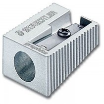 Staedtler Metal Sharpener Single Hole