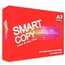 Smart Copy Paper, 80 gsm, A3 Size, 500 Sheets / Ream