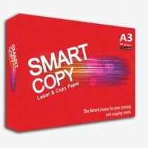 Smart Copy Paper, A3 Size, 80 gsm, 5 Reams / Box