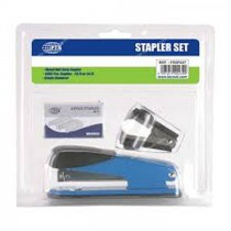 FIS FSSF037 Stapler with Staple Remover & Pin