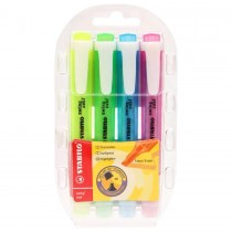 Stabilo Swing Cool Highlighters 4pcs/pack