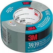 3M 3939 Silver Duct Tape 2 x 60 Yards