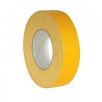 Atlas Duct Cloth Tape  15 x 25m Yellow