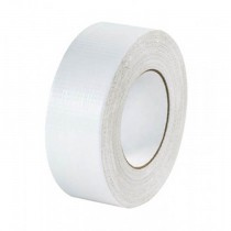 Atlas Duct Cloth Tape  2 x 25m White