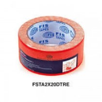 FIS FSTA2X20DTRE Duct Tape  Red 20 Yards