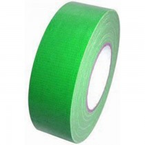 "Mesco Duct Tape - Green, 2"" x 25 Yards"