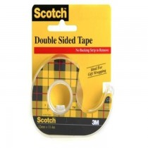 3M Scotch Double Sided Tape with Dispenser 12 x 250