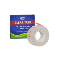 FIS Clear Tapes 3/4 x 36 Yards