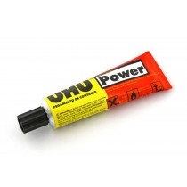 UHU POWER CONTACT GLUE TUBE 50ML BLISTER
