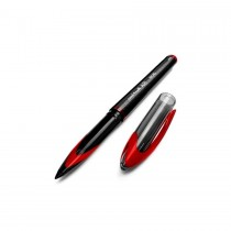 Uni-ball UBA-188-M Air Micro Pen  0.5mm  Red (Pack of 12)