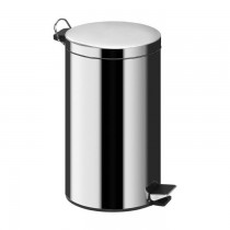 Stainless Steel Pedal Bin 20 Liters