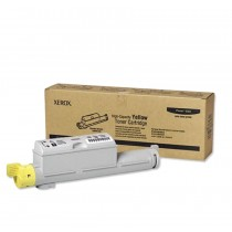 Xerox 106R01220 Yellow High Capacity Toner Cartridge