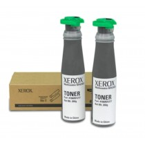 Xerox 106R01277 Black Toner Bottle x2